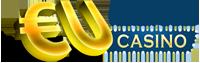 EU Casino logo.